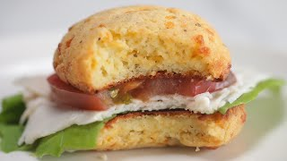 Low-Carb Gluten-Free Cheese Bread