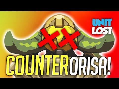 Overwatch - How To COUNTER Orisa! (Top 5 Tips!)