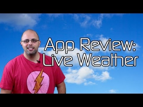 Live Weather — Android App Review