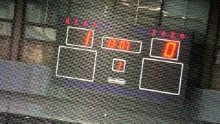 ОПМ 2015/2016. ЦСКА - Локомотив; 3:2. 1й период. Детский хоккей (2003)
