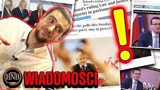 Zagraniczne media OSTRO o WYBORACH W POLSCE! | WIADOMOŚCI