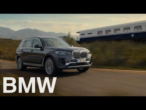 The first-ever BMW X7. Official TVC.