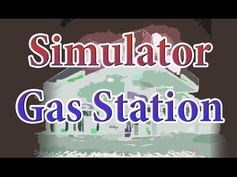 Simulator gas station (2017) - Steam Key - GLOBAL - 1