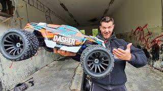 Dieses RC AUTO ist etwas AUßERGEWÖHNLICH! - Modster Dasher im Test