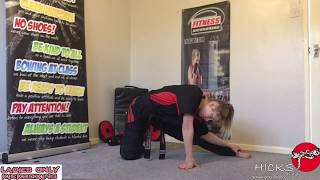 Ladies Only Kickboxing – W/C 4th May 2020