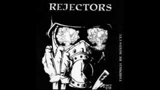 The Rejectors / The Accüsed split LP Full punk hardcore