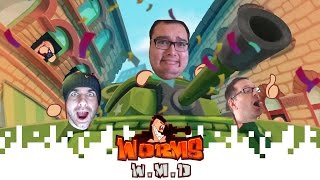Pojkband Plays Worms W.M.D! - EP06 - What A Finish!