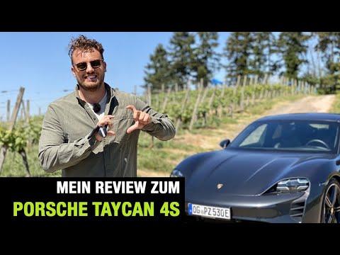 10 Fakten❗️die DU über DEN Porsche Taycan 4S (2020) wissen solltest! Fahrbericht | Review | Test🔋🏁