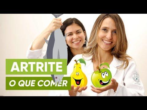 Imagem ilustrativa do vídeo: ARTRITE: o que pode e o que não pode comer