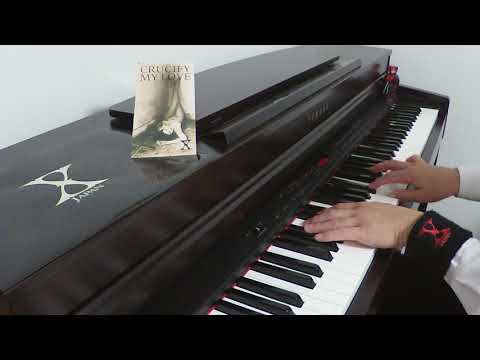 XJAPAN ピアノコピー【CRUCIFY MY LOVE】