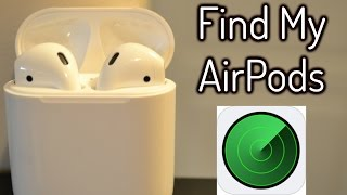 Find My AirPods | iOS 10.3 Final | Never Loose Your AirPods Again |