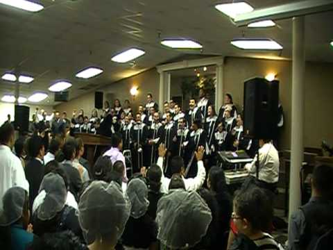 Midnight Cry 2010 – Apostolic Tabernacle Choir