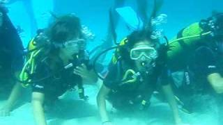 preview picture of video 'TopDive Mallorca - Curso buceo Infantil'