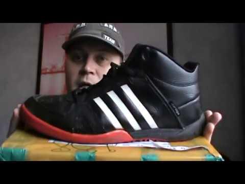 Зимние кроссовки adidas покупка с Аликэспресс