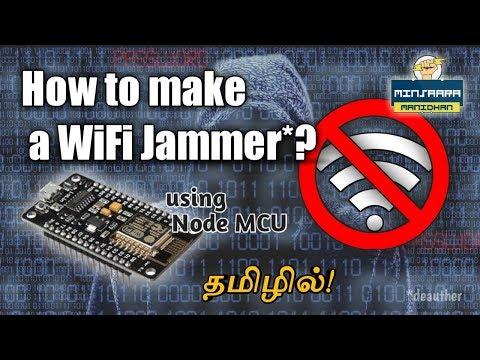 How do make Wifi Repeater using ESP8266 node mcu தமிழ்