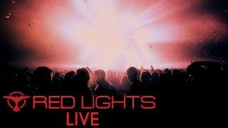 Tiësto - Red Lights (Live)