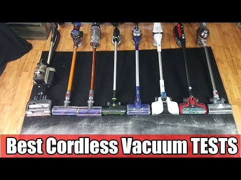 Best Cordless Vacuum – Dyson vs Shark vs Bissell vs Hoover vs Eureka vs Dirt Devil vs Deik