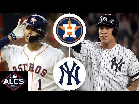Houston Astros vs. New York Yankees Highlights | ALCS Game 4 (2019)