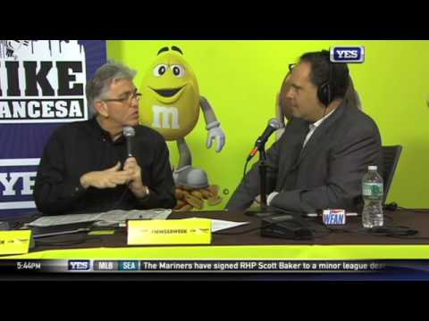 Mike's On: Mike Tannenbaum