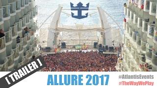 [TRAILER] Atlantis Allure Caribbean Cruise January 2017 | Kholo.pk