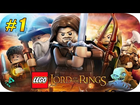 Gameplay de LEGO Lord of the Rings