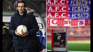 Arsenal vs BATE Borisov LIVE: Confirmed team news and Europa League updates, Ozil starts