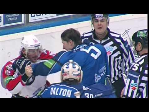 Maxim Berezin vs. Randy Robitaille