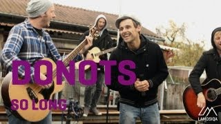 Donots - So Long (Live and Acoustic) 1/3