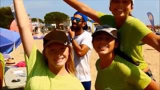 Le Foot plein soleil (FFF Beach Soccer Tour, La Londe-les-Maures)