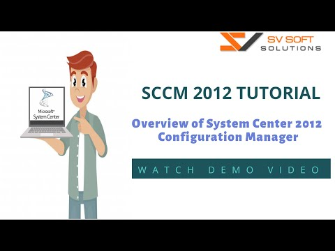 SCCM 2012 Tutorial | Overview of System Center 2012 ... - YouTube
