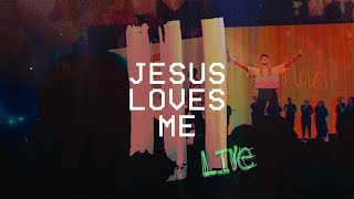 Jesus Loves Me (Live At Hillsong Conference) - Hillsong Young & Free