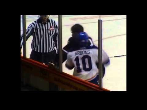 Adam Brooks vs. Kolton Dixon