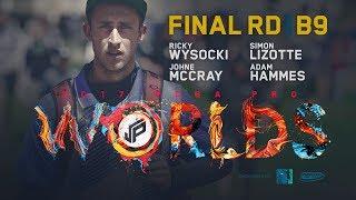 2017 PDGA Pro Worlds   Final 9   Wysocki, Lizotte, McCray, Hammes