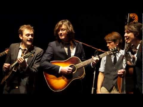 The Punch Brothers (w/The Milk Carton Kids) - Make Me a Pallet on Your Floor; Chicago, IL 12.13.12