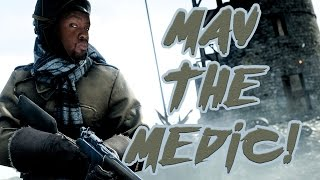Battlefield 1 Multiplayer Gameplay - TRYING OUT MEDIC! | Battlefield 1 Open Beta Gameplay