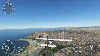 MICROSOFT FLIGHT SIMULATOR 2020: City of Mar del Plata - Buenos aires Argentina (SAZM)