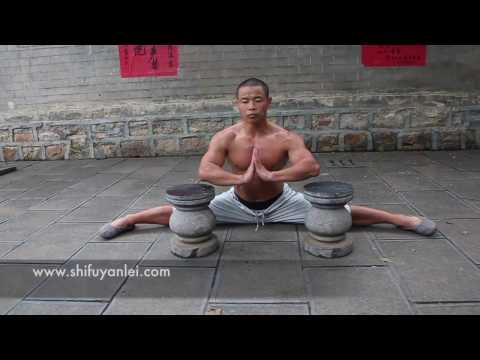 Shaolin Monk Internal Power External Strength Workout - YouTube