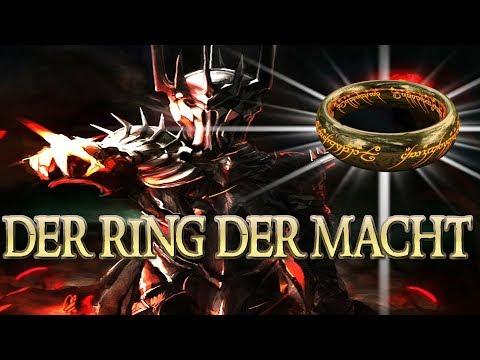 Was Kann der eine Ring?Wie der  Ring der macht geschaffen wurde!(Der Herr der Ringe /Hobbit)