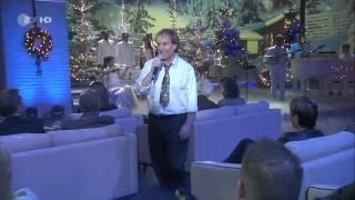 Chris de Burgh - When The Dream Is Over (Heiligabend mit Carmen Nebel - ZDF HD 2014 dec24)