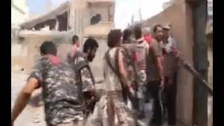Libyan Army Forces Corner ISIS Terrorists in Sirte -29 August 2016