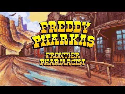 Freddy Pharkas Frontier Pharmacist (1993)(Sierra Online) Game < DOS