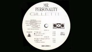 Gillette - Mr. Personality (Ugly Underground Mix)