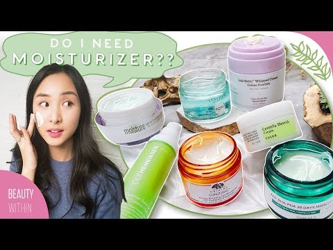 Best Moisturizers to Help Every Skin Type for Clear Skin ✨Dry, Combo, Sensitive & Oily Skin