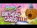 Annoying Orange HAPPY BIRTHDAY CARDS S
