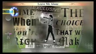 Michael Jackson The Experience - Leave me Alone - 5 Stars