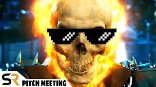 Ghost Rider Pitch Meeting