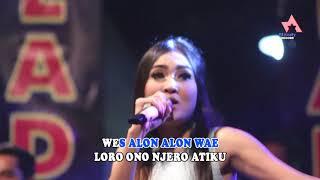 Lagu Nella Kharisma Alon Alon Wae