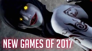 Top 10 Upcoming Games of 2017 (First Half)