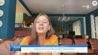 Mirëmëngjesi Kosovë - Drejtpërdrejt - Blerina Bombaj 02.07.2020
