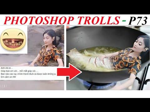 💥Photoshop Trolls (P 73) 💥Reaction Top Comment  Ảnh Chế, Ricardo Milos meme, Diệp Vấn, Nàng tiên c